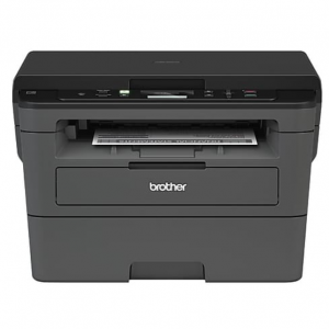 Brother - HL-L2390DW Wireless Black-and-White All-In-One Laser Printer - Gray @ Best Buy