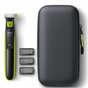 Philips OneBlade QP2520/64 Hybrid Trimmer with Travel Case for £28.49 @Boots