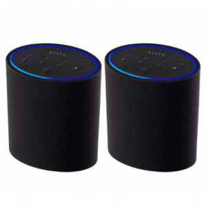 Pioneer VA-FW40 Elite F4 Smart Speaker (Black, 2-Pack) @ Focus Camera