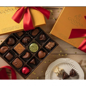 Semi-annual Select Products Sale @Godiva