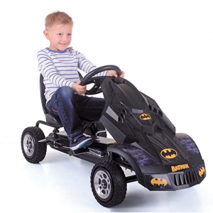 Hauck 兒童蝙蝠俠踏板卡丁車 @ Amazon