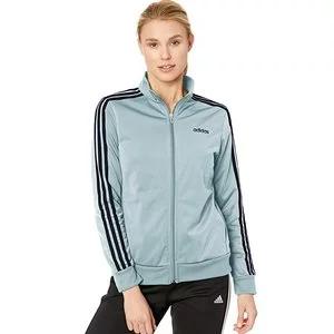 Adidas Womens Essentials 3-stripes Tricot Track Jacket Sale @Amazon.com