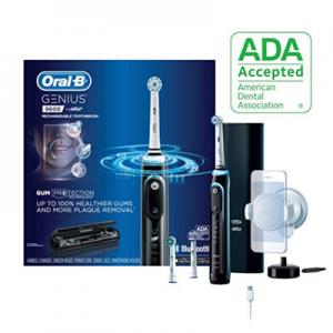 Oral-B 9600 蓝牙电动牙刷 附3个刷头