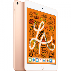 Apple iPad Mini (2019) MUQY2 64GB WiFi - Gold (with 1 year official Apple Warranty)