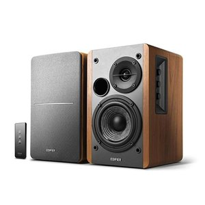 Edifier Bookshelf Speakers @ Amazon