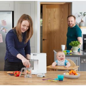 Tommee Tippee Quick Cook Baby Food Maker @ Walmart