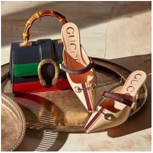 Selected Gucci Bags & Shoes Sale @ Rue La La