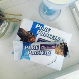Pure Protein 低糖高蛋白能量棒 1.76 oz. 混合口味 18條裝