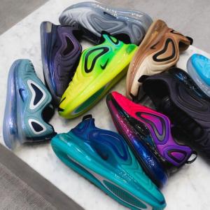 Foot locker UK 精选耐克 Nike Air Max 720 系列运动鞋特卖