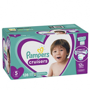 Pampers Cruisers Disposable Baby Diapers Sale @ Amazon