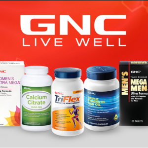 20% off your order sitewide @ GNC