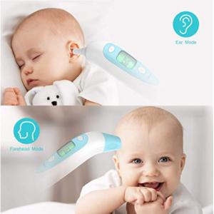 Mosen 儿童额温和耳温模式温度计 @ Amazon