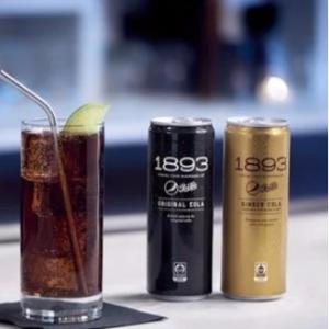 Pepsi Cola 百事可乐 1893原味配方 12罐装