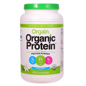 15% off Orgain protein, bars, shakes & more @ Vitacost
