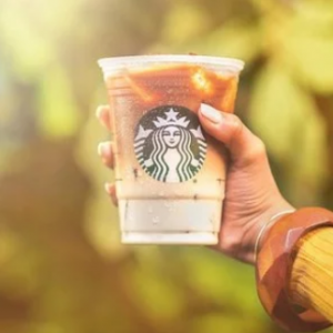 Starbucks Happy Hour on 8/29