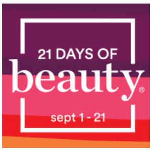 21 Days of Beauty Event @ Ulta Beauty