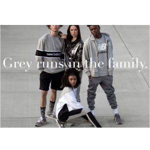 Grey Day Collection - The Special Colour for New Balance