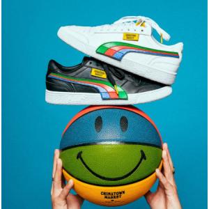 30% OFF PUMA x Chinatown Market Ralph Sampson Shoes @Footpatrol