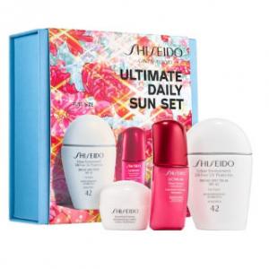 NEW! SHISEIDO Ultimate Daily Sun Set @ Sephora