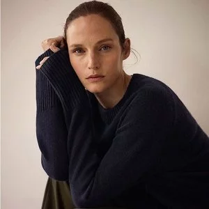Cashmere Sweaters, Roll-necks & Tops @COS