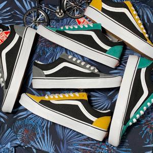 Footlocker官网VANS Style 36 拼色系列男款板鞋优惠