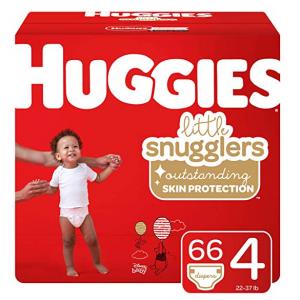 Huggies Little Snugglers Baby Diapers, Giga Jr Pack Sale @ Amazon