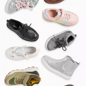 Kids Shoes, Socks & Undies Sale @ Carter's