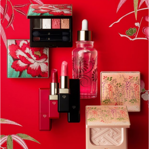 New! 2019 Limited Edition Holiday Collection Kimono Dream @ Cle de Peau Beaute