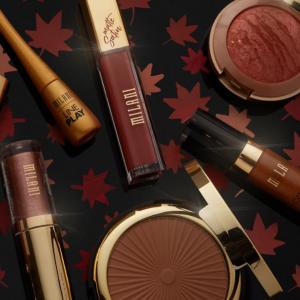 Milani Cosmetics 全场美妆热卖 收花瓣腮红 粉底液 高光 定妆喷雾