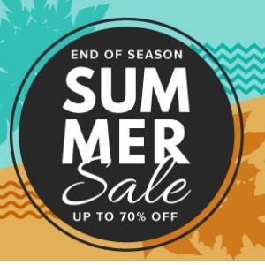 End of Summer Sale @ SHOEBACCA
