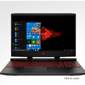 HP Omen 15t Gaming Laptop(144Hz, i7 9750H, RTX2070, 8GB, 256GB) for $1329.99 @HP
