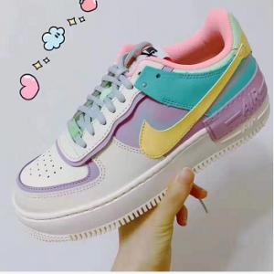 Nordstrom官网 Nike Air Force 1 空军一号糖果马卡龙女款运动鞋热卖