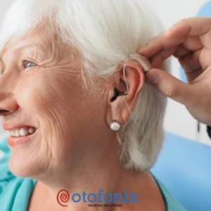Otofonix Elite Hearing Aid Amplifier for Adults @ Amazon.com
