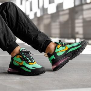 $53 OFF Nike Air Max 270 React (Pop Art) Shoes @Nike.com