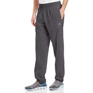 Champion Men's Closed Bottom Light Weight Jersey Sweatpant @Amazon.com