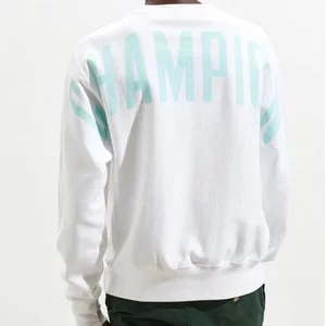 Champion Reverse Weave Oversized Logo Crew Neck Sweatshirt Sale @Urban Outfitters