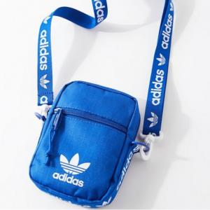 adidas Originals Blue Festival Crossbody Bag @ Urban Outfitters