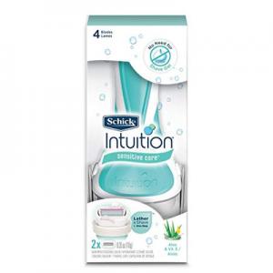 Schick Intuition Sensitive Care Razor @ Amazon.com