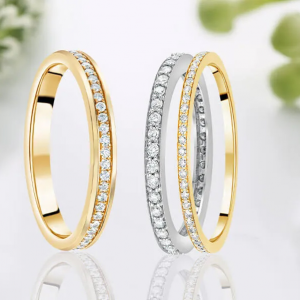 Blue Nile Fall Wedding Ring Sale, Diamonds, White Gold Rings & More