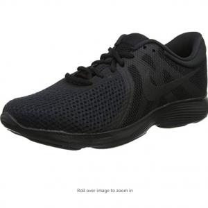 Nike Men's Revolution 4 EU Running Shoes for £25 @Amazon UK