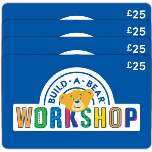 £100 worth of Build-A-Bear E-Card for £54.99 @Costco