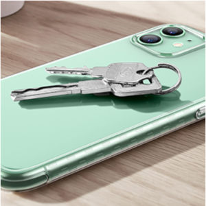 AINOPE iPhone 11 Cyrstal Clear Anti-Drop Phone Case @ Amazon