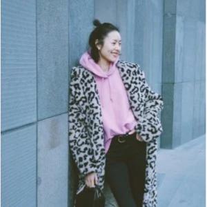 Uniqlo 优衣库刘雯同款 高腰减龄卫衣 多色选