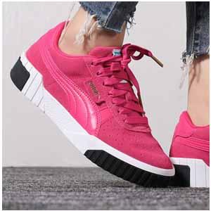 Puma Cali Suede Women's Sneakers @Puma