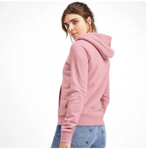 Puma Essentials + Sherpa Women's Hooded Jacket @Puma