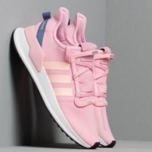 eBay US官网 Adidas Originals U _ PATH女款粉色运动鞋热卖