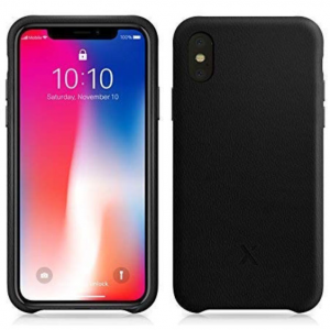 Xcentz iPhone X/Xs 真皮手机壳 @ Amazon