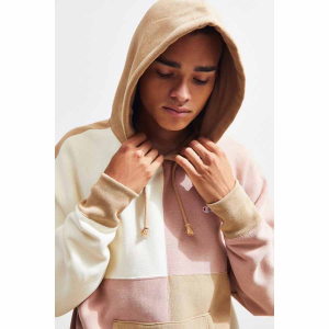 Champion UO Exclusive Colorblock Hoodie Sweatshirt Sale @Urban Outfitters