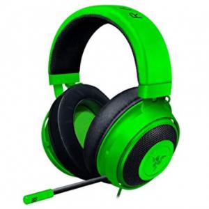 Razer Kraken 電競耳機 2019年款 綠色 @ Amazon
