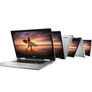 Inspiron 15 5582 Touch Laptop (i3 8145U, 4GB, 128GB) @ Dell